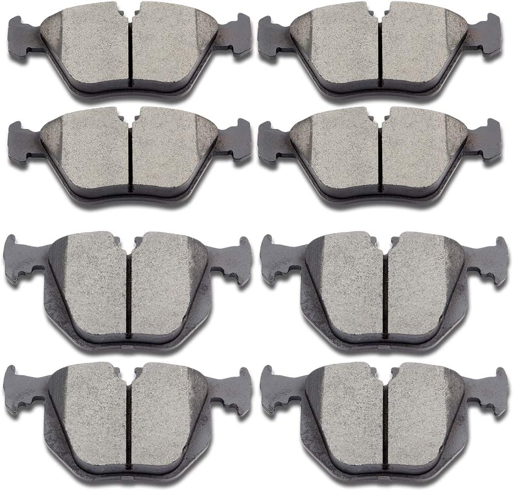 2001 2002 2003 2004 2005 BMW 330i Max Performance Ceramic Brake Pads F