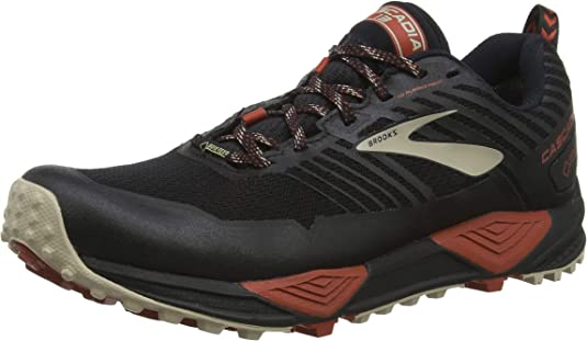 Brooks Cascadia 13 GTX, Zapatillas de Cross para Hombre: Amazon.es ...