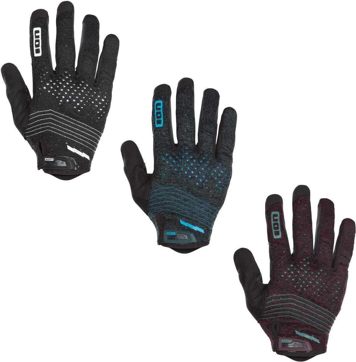 XXS Ion Haze Amp MX DH FR Fahrrad Handschuhe lang schwarz 2018 Gr/ö/ße
