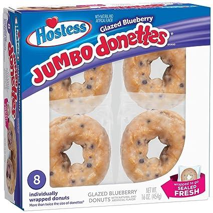 Arándano jumbo con forma de donuts esmaltado.: Amazon.com ...