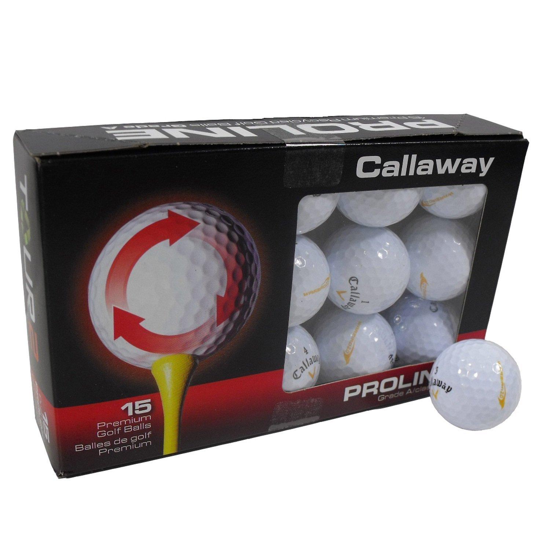 【在庫一掃】 Nitro Golf Callaway Tour Golf 2 Pro-Line 15) Balls (Pack Nitro of 15) [並行輸入品] B072MCN6S4, キツキシ:9aeec362 --- senas.4x4.lt