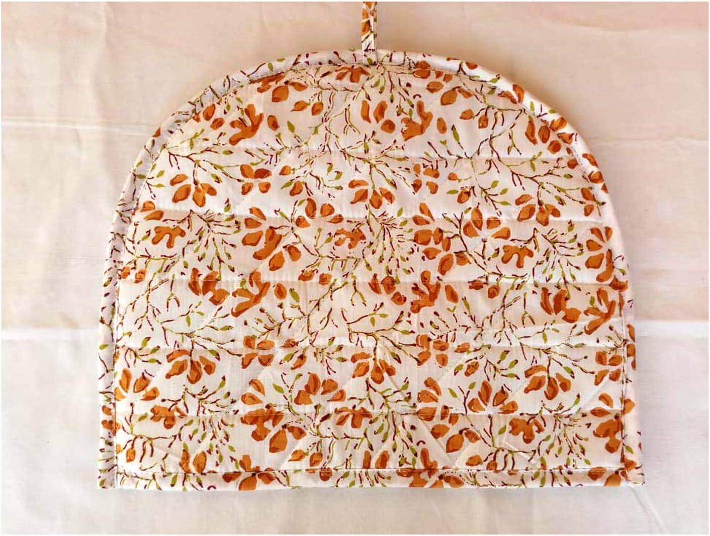 Tea Cozy for Teapot Indian Handmade Mandala Tea Cosy Printed Cotton Pot Cover Tea Cozies