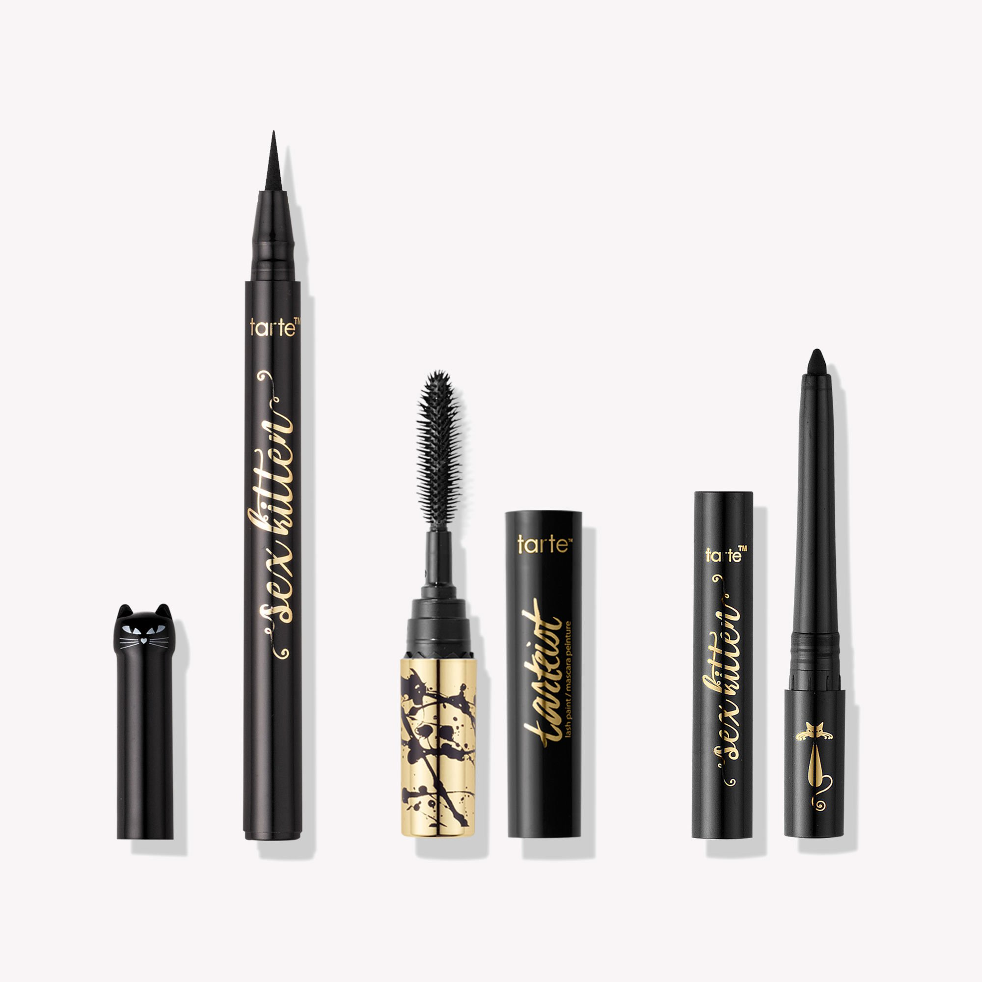 Limited-Edition Pretty & Purrrfect Eye Set
