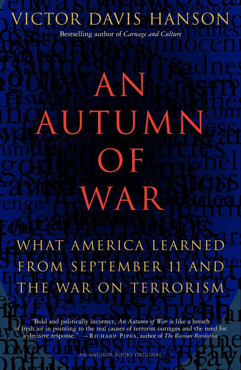 An Autumn of War: What America Learned from September 11 and the War on Terrorism pdf