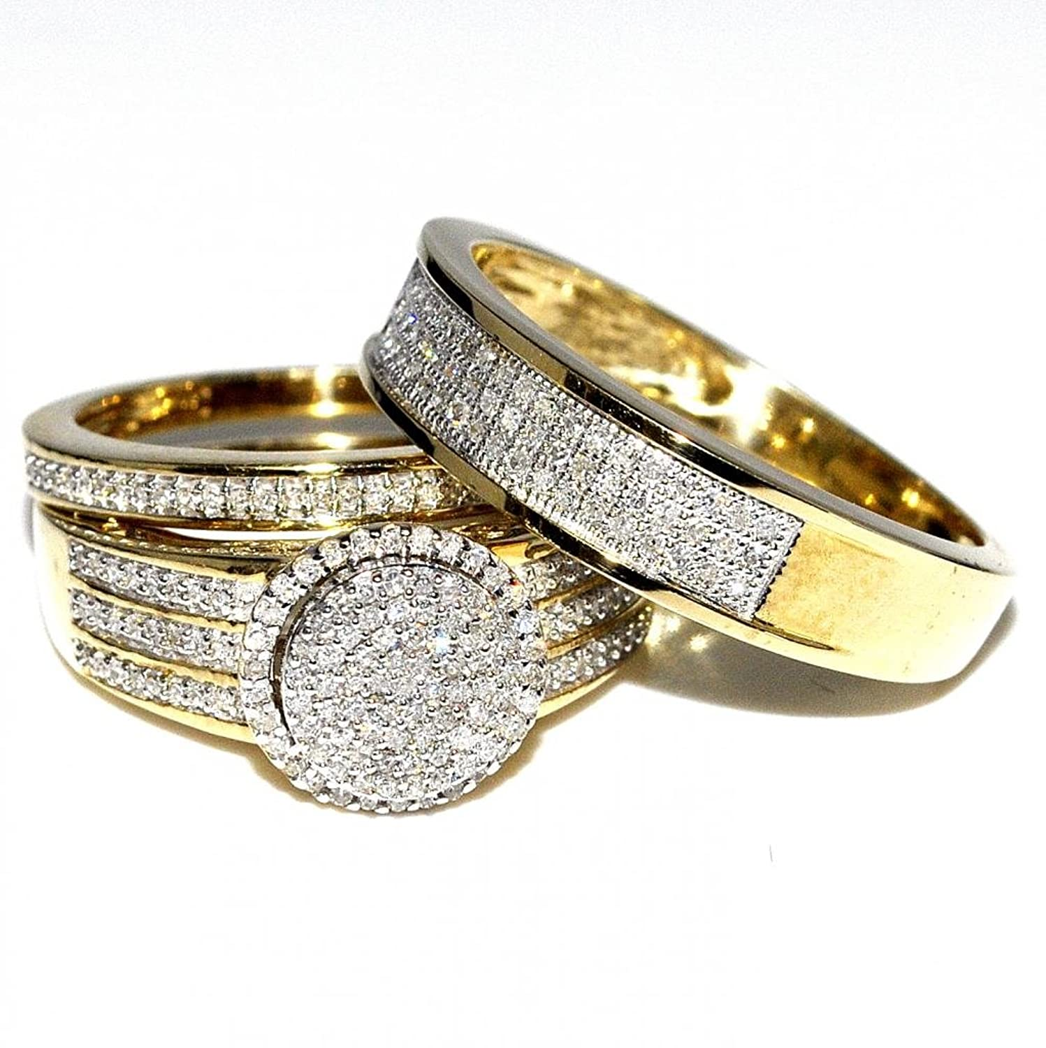 Best Of Wedding Rings Sets Sterns Wedding