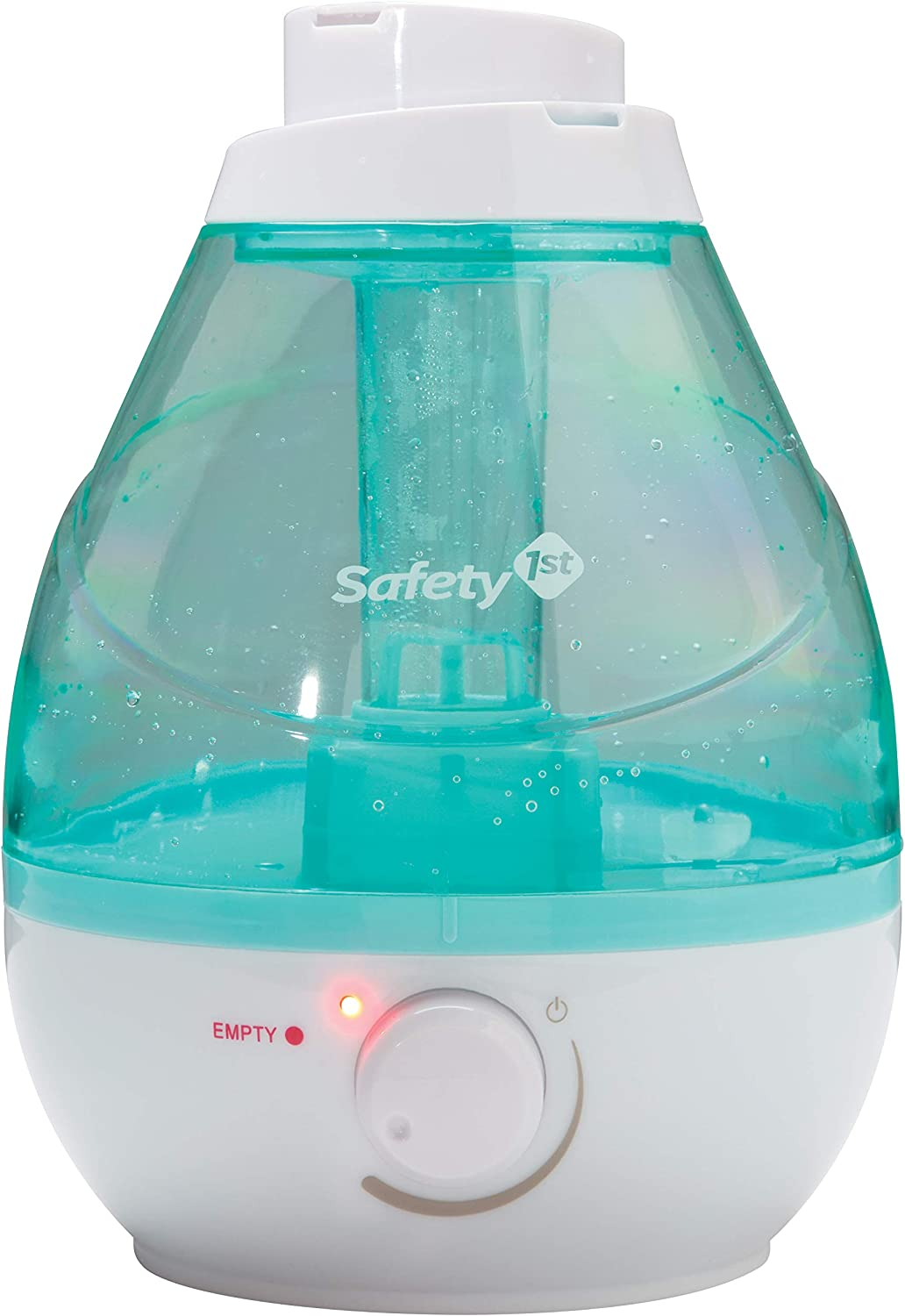 Seafoam One Size Safety 1st 360 Degree Cool Mist Ultrasonic Humidifier