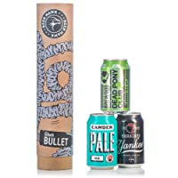 Beer Hawk Pale Ale Bullet – Craft Beer Selection Gift Set Box