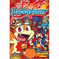 Buddyfight #7 (inserted with free card)