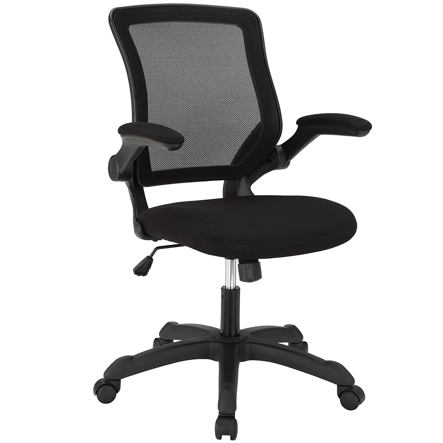 Amazon Modway Veer fice Chair with Mesh Back and Black