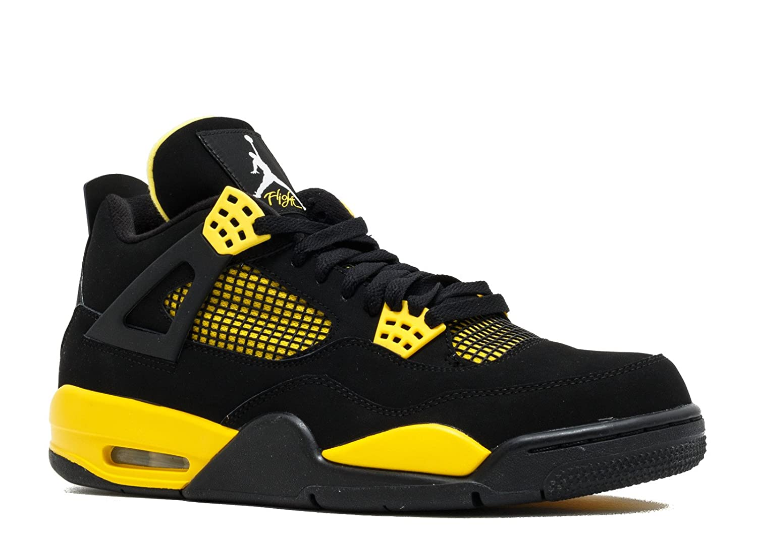 new product d2b15 c3d45 Amazon.com   Nike Mens Air Jordan 4 Retro