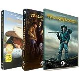 The Yellowstone Complete Series Season 1-3 [DVD] [2020]
