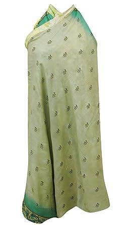 Sheshe - Falda - envolvente - Floral - para mujer Beige beige ...