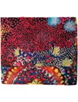 Womens Foulard_starfish Rectangle Scarf, Red (Red 3074), One Size (Manufacturer Size: U) Desigual