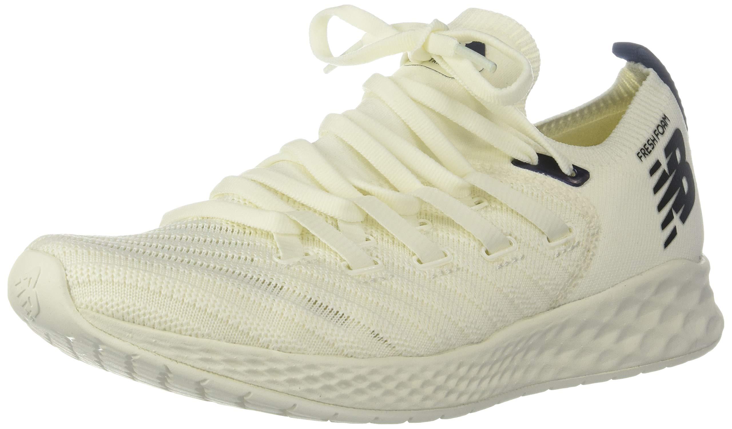 New Balance Women's Zante Trainer V1 Fresh Foam Running Shoe, SEA Salt/Pigment, 5 M US