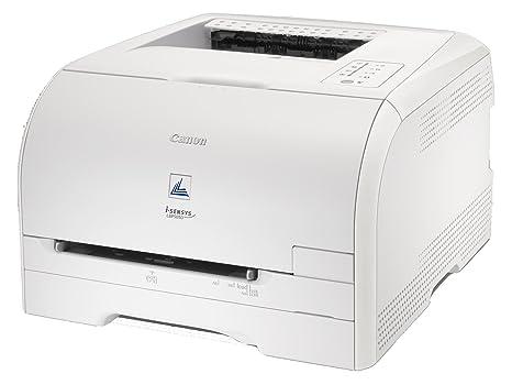Canon i-Sensys LBP5050 - Impresora láser Color (12 ipm, A4 ...
