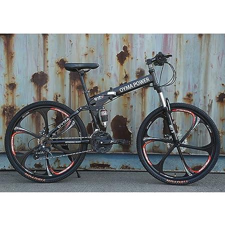 Dapang Bicicleta de montaña Plegable de 26