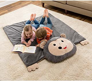 product image for Magic Cabin Jumbo Hedgehog Snuggle Mat