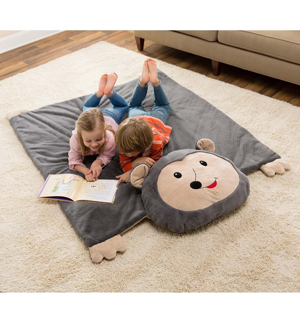 Jumbo Hedgehog Snuggle Mat