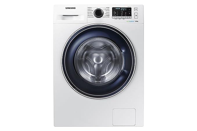 Samsung ww70j5555fw/EC Independiente Carga frontal 7 kg 1400 rpm ...