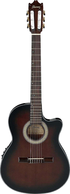 Ibanez GA35TCE-DVS Guitarra clásica, Dark Violin Sunburst