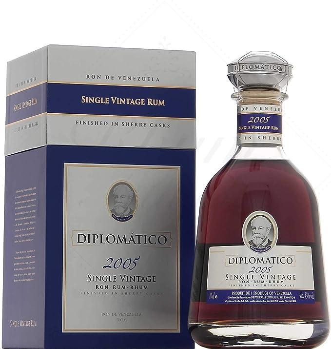 Ron - Diplomatico Single Vintage 2005 70 cl