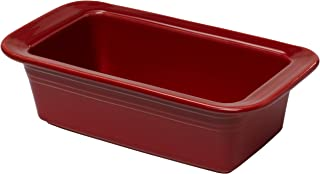 product image for Fiesta Loaf Pan, 5-3/4-Inch by 10-3/4-Inch, Scarlet