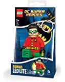Batman - Robin Lego Keyring Torch