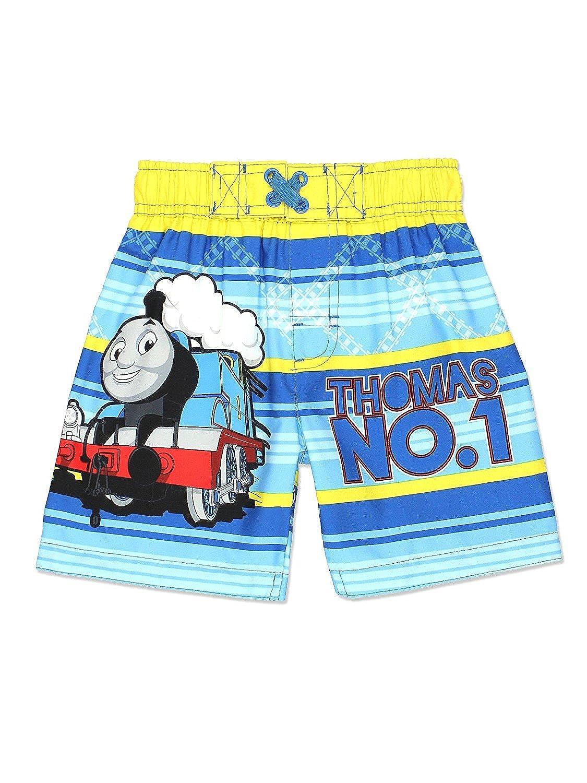 9d6a711b8fc23 Amazon.com: Thomas The Train Friends Boys Swim Trunks Swimwear (Toddler):  Clothing