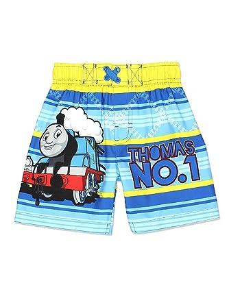 f44deb3403 Amazon.com: Thomas The Train Friends Boys Swim Trunks Swimwear ...