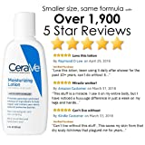 CeraVe Daily Moisturizing Lotion | 3 Ounce Travel
