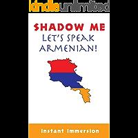 Shadow Me: Let's Speak Armenian! (Shadow Me Language Series)