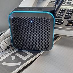 Amazon 最新版 Lehii Bt525 Bluetoothスピーカー完全ワイヤレス ミニ 小型minコンパクポータブルスピーカー Ipx7防水規格 Fmラジオ機能 強化された低音大音量 Tws対応 車載 12時間連続再生 風呂用 アウトドア 内蔵マイク Auxケープルポート Usb充電