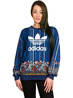 668ffcb807d2 adidas Originals Womens Womens Cirandeira T-Shirt in Multi Colour ...