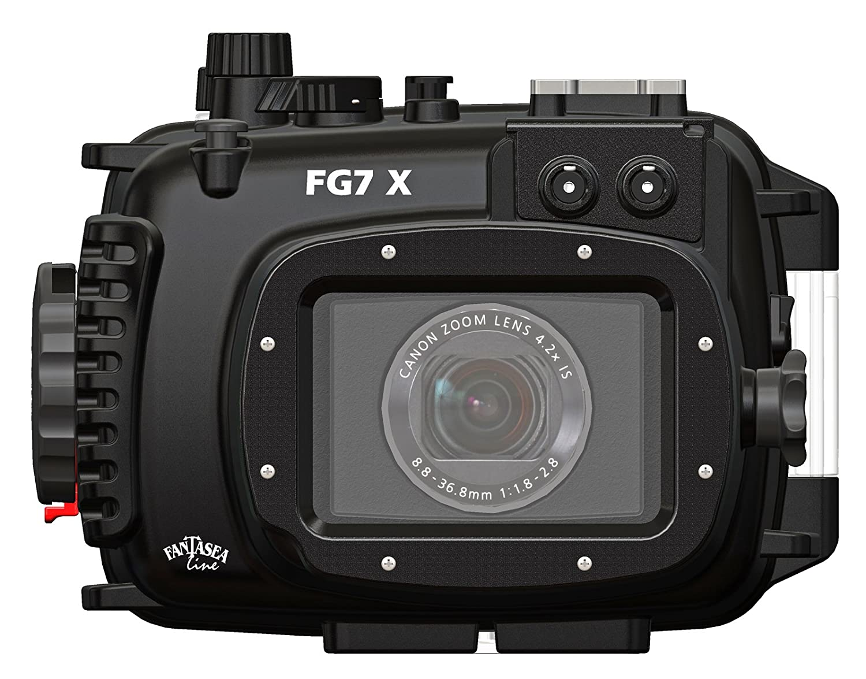 Amazon.com: Fantasea – FG7 X la carcasa submarina para ...