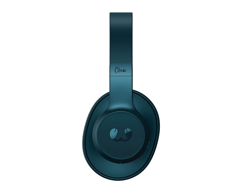 Fresh n Rebel Clam ANC - Auriculares inalámbricos Bluetooth con cancelación de Ruido, Color Azul (Petrol Blue): Amazon.es: Electrónica