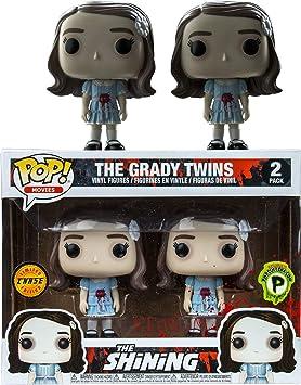 SnugBoy Funko The Shining / The Grady Twins Pop! Pack de 2 vinilos ...