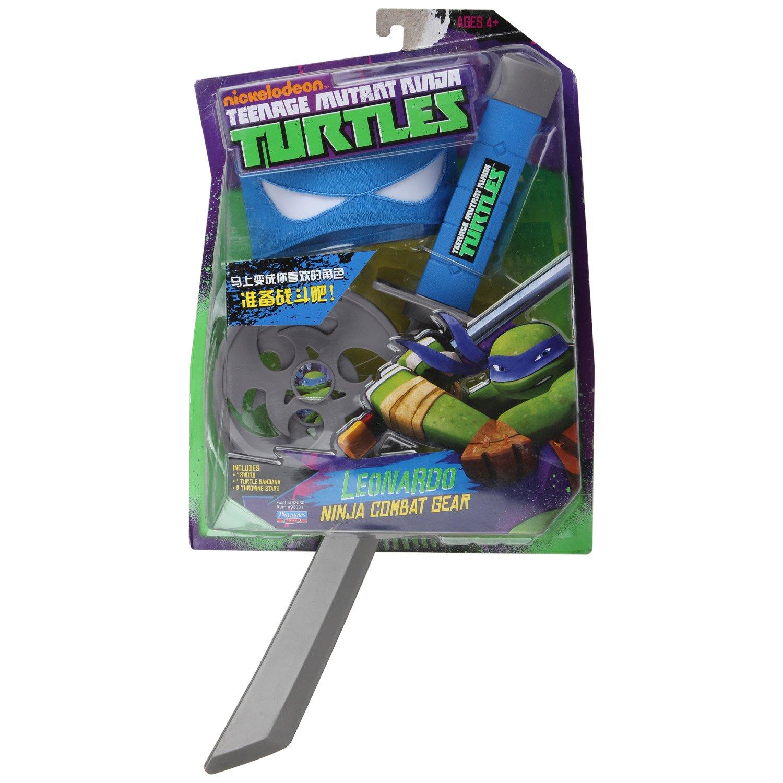 Turtles Teenage Mutant Ninja Combat Gear - Leonardo by