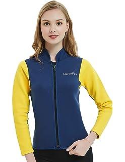 Amazon.com   Billabong 2016 Ladies 2mm Spring Fever Long Sleeve ... 72891b7dd