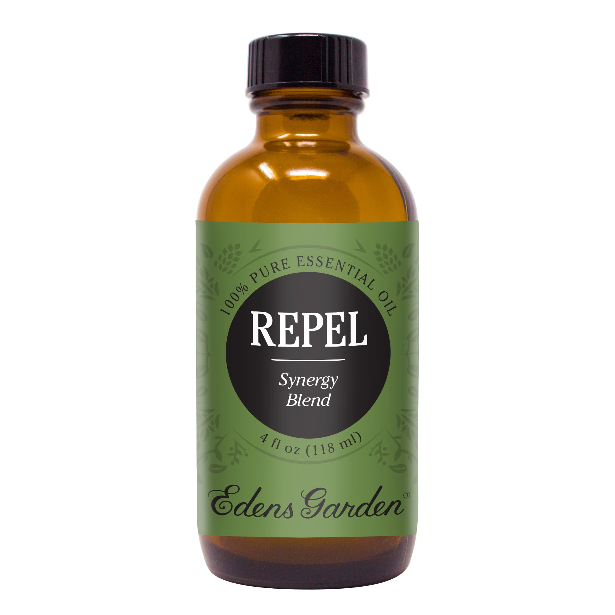 Edens Garden Repel Essential Oil Synergy Blend, 100% Pure Therapeutic Grade (Highest Quality Aromatherapy Oils- Detox & Stress), 118 ml