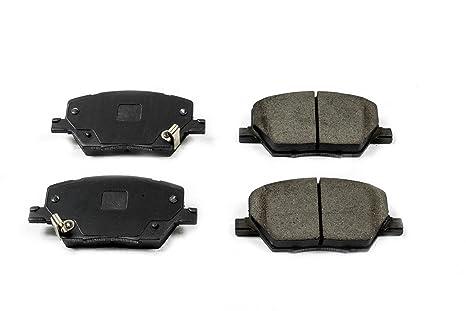 Power Stop 16-1734 Z16 Evolution Ceramic Rear Brake Pad Set