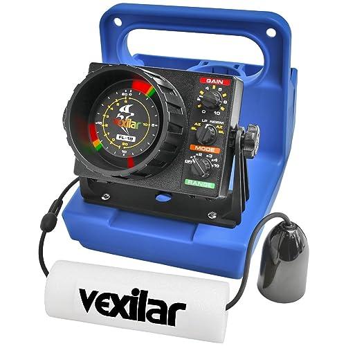 Vexilar FL-8se Genz Pack 19 Degree Ice Flasher - GP0819