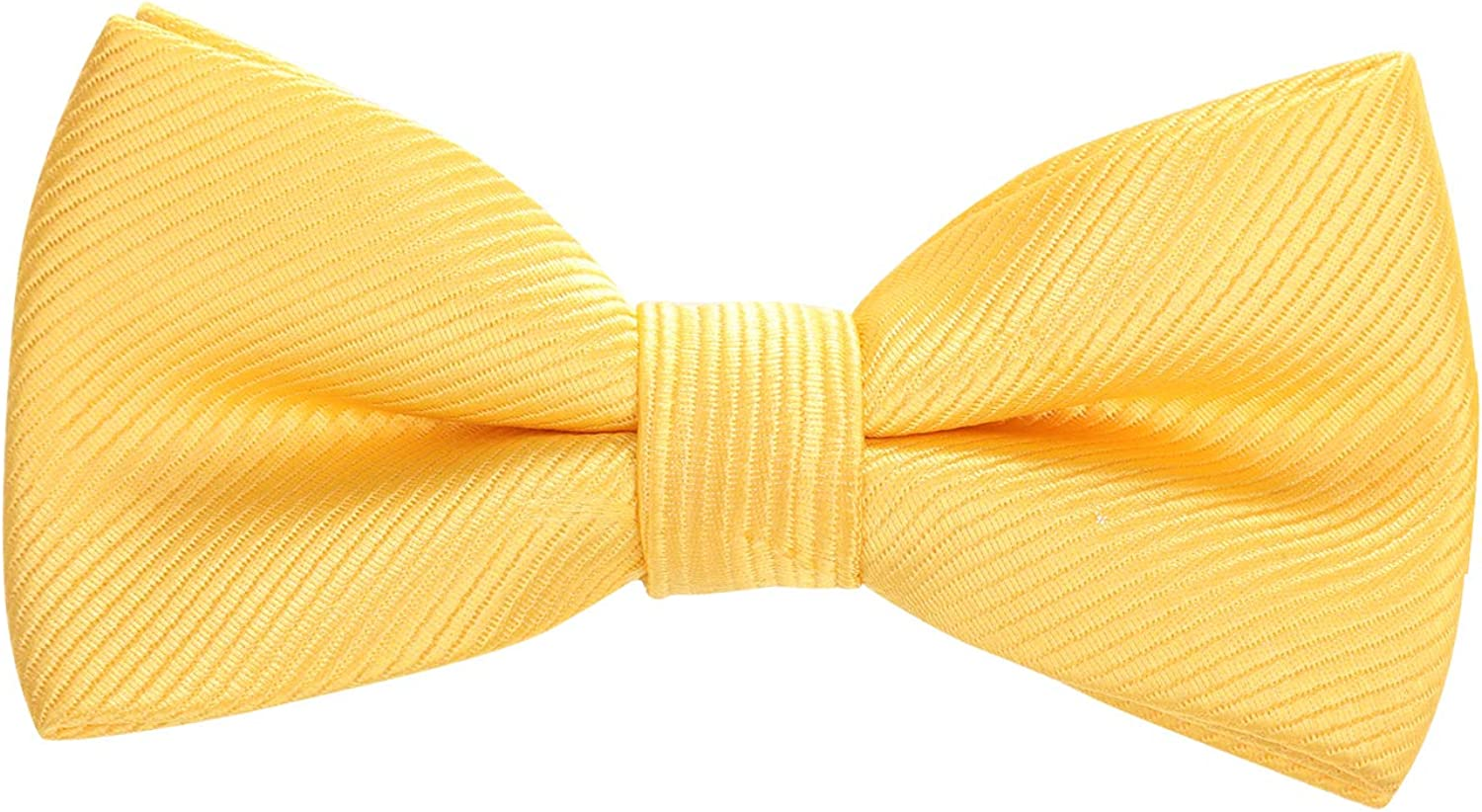 Kids Suspender Bow Tie Sets Adjustable Braces With Bowtie Gift Idea for Boys and Girls by WELROG Yellow