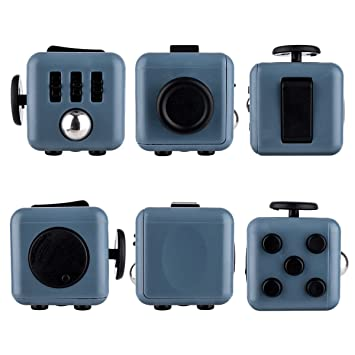 Fidget Cube Toy Anxiety Attention Stress Relief Stocking Stuffer Relieves For Children And Adults Christmas