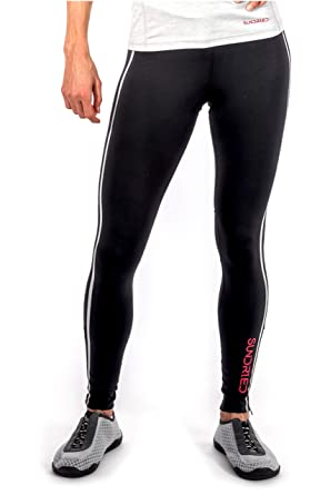 f4e7306bfde0dc Sundried Womens Running and Gym Leggings for Sports Fitness Workout Wear  Athletic Ladies Pants (X