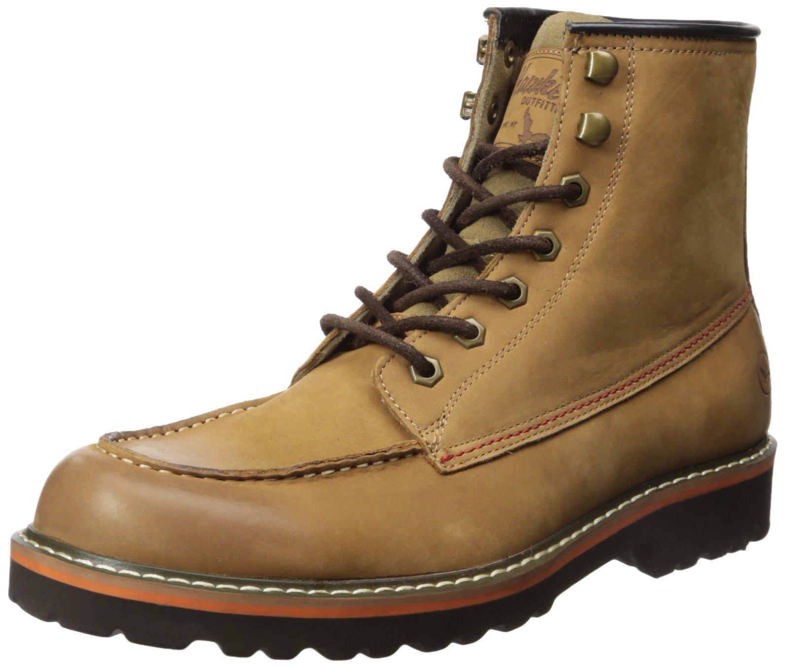 Hawke & Co Men's Harrison Work Boot, Wheat, 10.5 M US