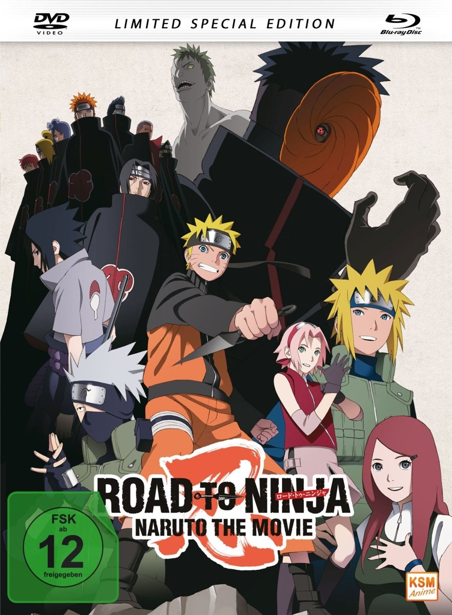 Amazon.com: Road to Ninja - Naruto - The Movie (2012 ...