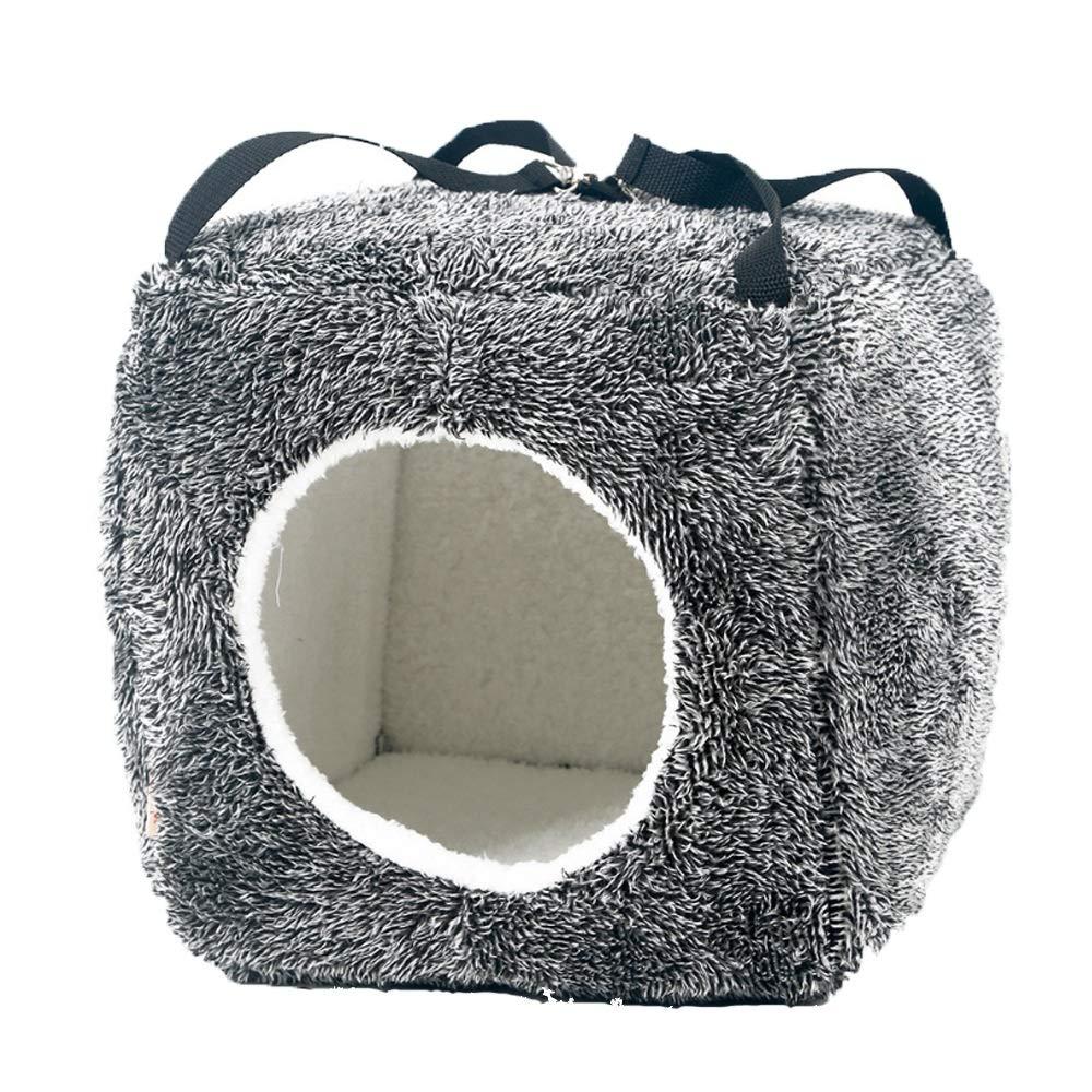 Pet Bed Dog Mat Cat House Small Pet Sleeping Bag Pet Mat Square Kennel Pet Supplies