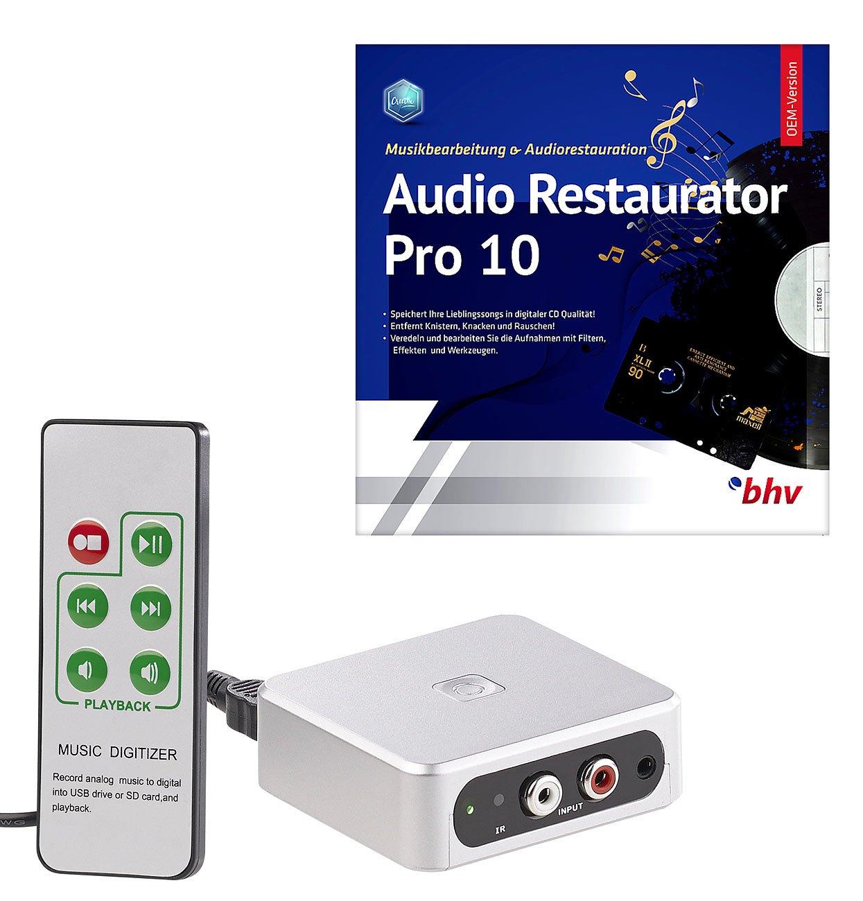 Konvertieren Vinyls Zu Sparen Sie In Usb-stick Oder Sd-karte Direkt Heim-audio & Video Vinyl Plattenspieler Zu Mp3 Audio Capture Card