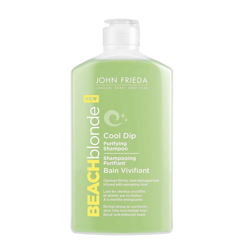 John Frieda Beach Blonde Mail Surprise price order cheap Cool Texturising Shampoo Dip Purifying