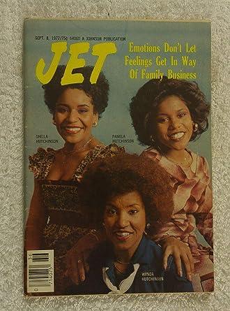 Sheila, Pamela & Wanda Hutchinson - The Emotions - Jet Magazine - September  8, 1977 at Amazon's Entertainment Collectibles Store